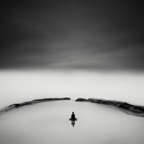 buddha & clouds, Nathan Wirth