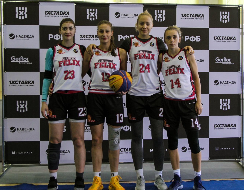 Третий этап Чемпионата России по баскетболу 3х3