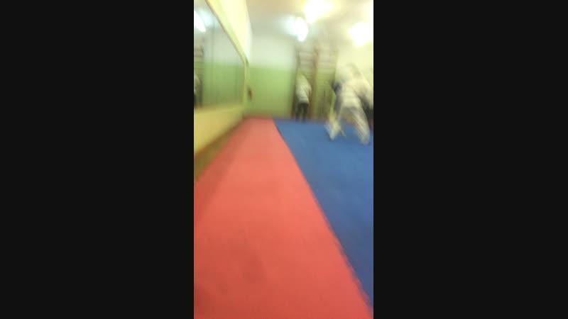 Тренировка Дзюдо (хочешьс нами пиши в ЛС)