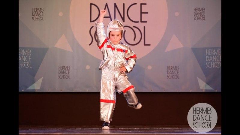 Приключение отважного капитана, dance mix baby, choreography by Karina Chaika (HERMES Dance)