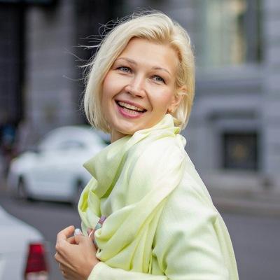 Анна Савина