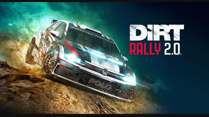 PSVR DiRT Rally 2 0 VR GAMECLUB Хабаровск