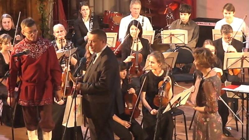 Парад оркестров Господин Великий Новгород 5.12.2015, ч.1
