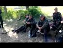 Блокпост украинской армии 21.05.2014