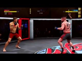 [LOKIϟPLAY] UFC 3 КАРЬЕРА НА РУССКОМ #1 - ЮРИЙ БОЙКА   YURI BOYKA   ВОЗВРАЩЕНИЕ