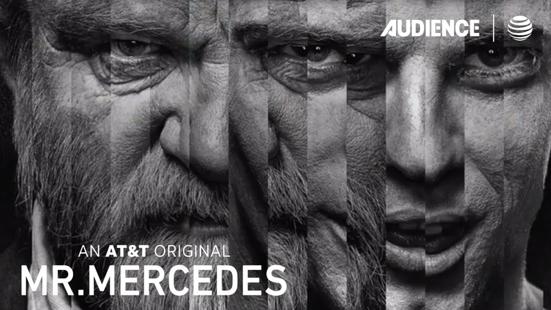 Mr. Mercedes | San Diego Comic-Con 2018 Announcement | ATT AUDIENCE Network