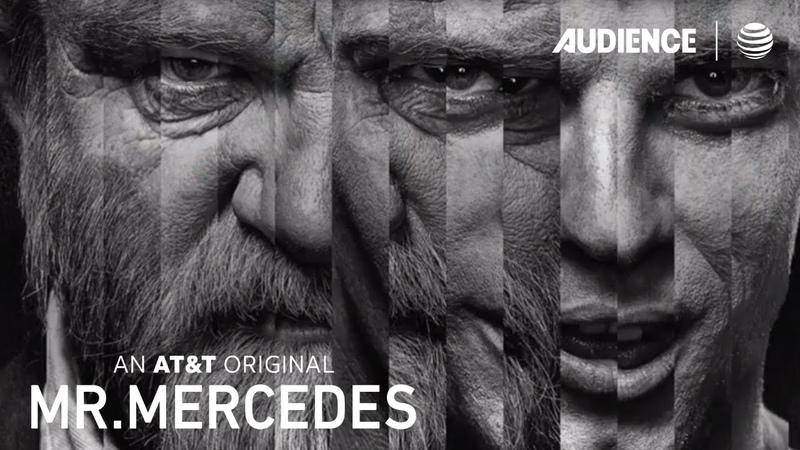 Mr. Mercedes | San Diego Comic-Con 2018 Announcement | ATT AUDIENCE Network