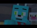 5 Ночей С Фредди , Анимация Майнкрафт !