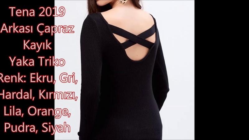 Tena tekstil 2019 kış part 1