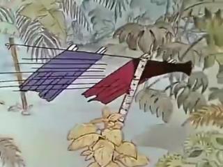 Дом для Леопарда (1979). Советский мультик - Золотая коллекция