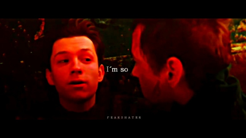 Tony Peter {Breathe} [Infinity War Spoilers]