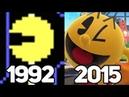 PAC-MAN GAMES - Evolution
