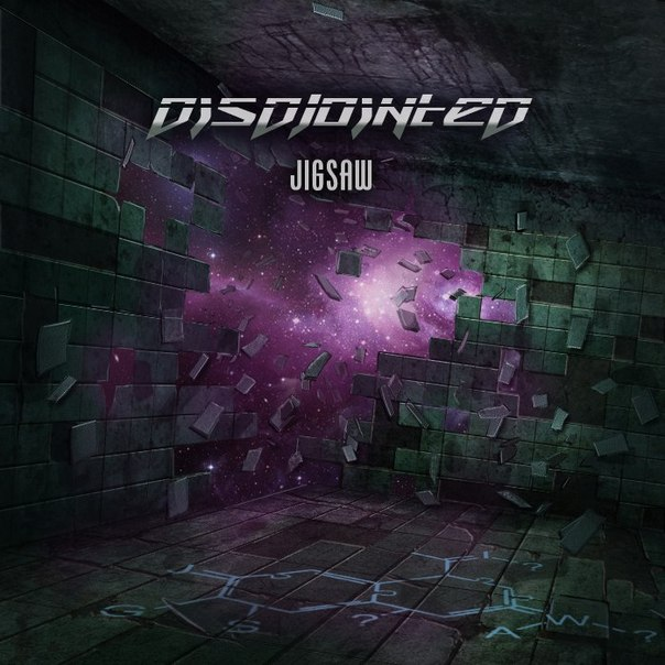 Дебютный EP группы DISDJOINTED - Jigsaw (2013)