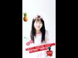 180425 Seulgi (Red Velvet) @ miyayeah Instagram