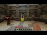 Minecraft - Тюрьма - Побег с Hollens'om #1