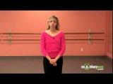 Танцы. Видеоуроки. Джаз. Урок 1. How to Jazz Dance