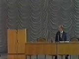 Пародия на Брежнева (Михаил Евдокимов, 1991 год)
