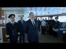 Prezident İlham Əliyev Müslüm Maqomayevin adını daşıyan gəminin istismara verilməsi mərasimində