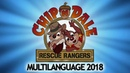 Chip 'n Dale Rescue Rangers Intro in 32 languages