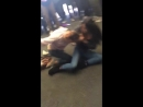 Crazy chick fight pt 2