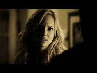 [TVD] Klaus & Caroline (feat. Stefan)    Come Undone Part IV (4x21 AU)