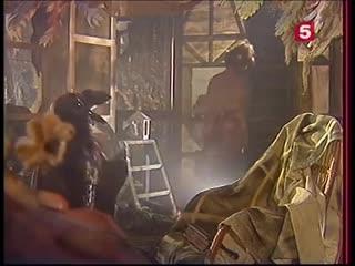 Маленькая Баба-Яга, сказка. ЛенТВ, 1987 г.