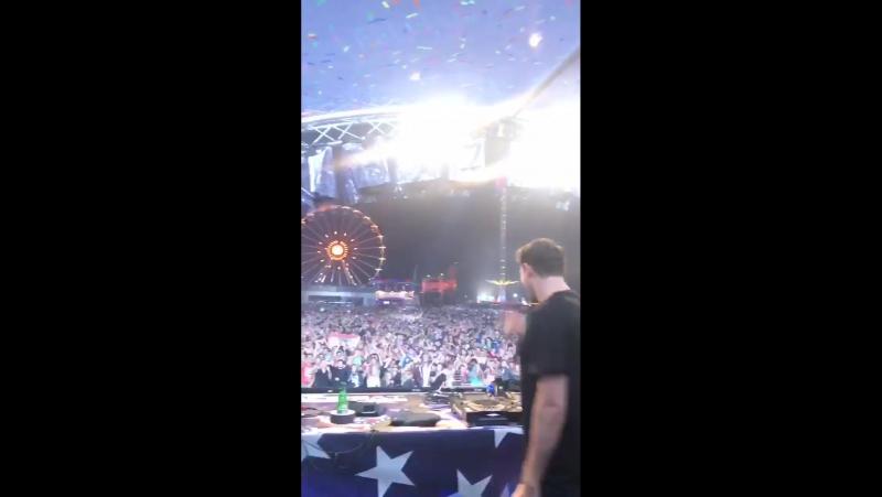 Dimitri Vegas Like Mike vs. WW - 'Arcade' in Germany