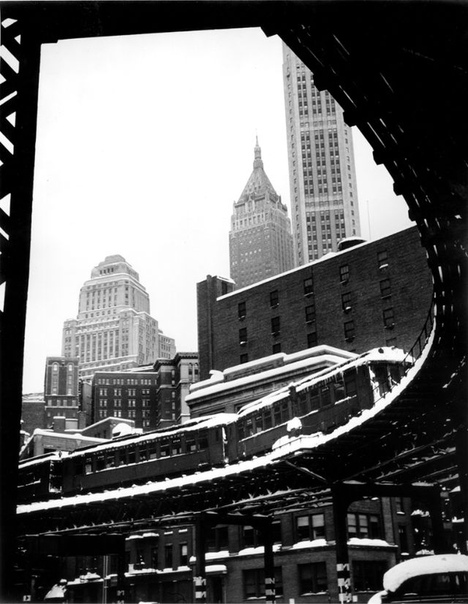 Уличная фотография.Нью-Йорк.