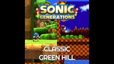 Sonic Generations' Classic Green Hill Zone