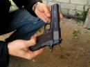 "Тест пневматического пистолета  ""Аникс "" А 101 М."