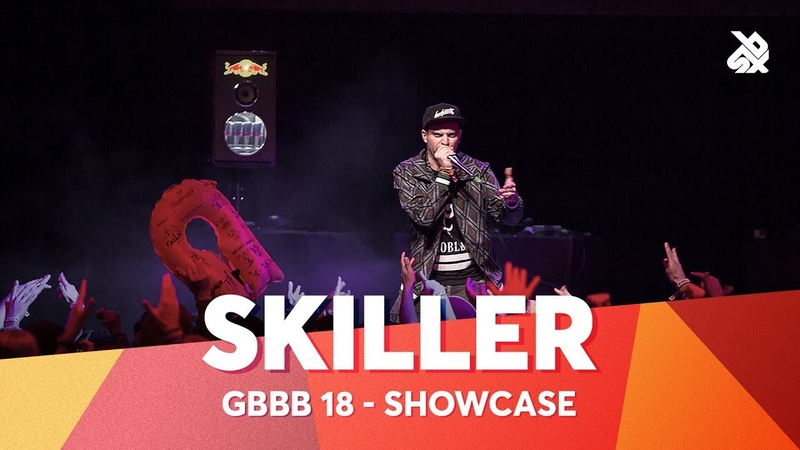 SKILLER | Grand Beatbox Battle Showcase 2018