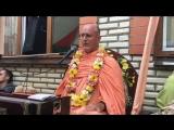 Е.С. Индрадьюмна Свами - воскресная лекция (29.04.18) Сочи