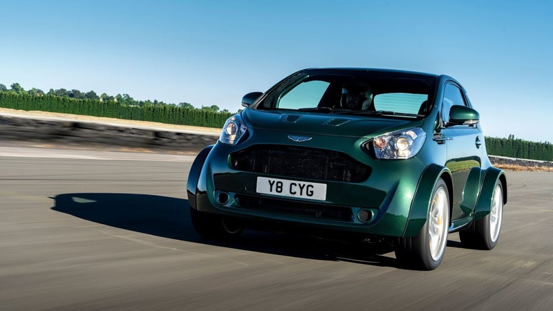 The Ultimate City Car - Unleash the V8 Cygnet