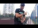 Тренировка с борцовской резиной . ОТВЕТЫ