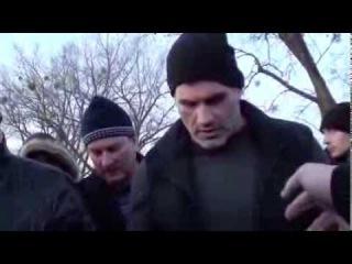 "Самооборона майдана начинает ""охоту на ведьм""."