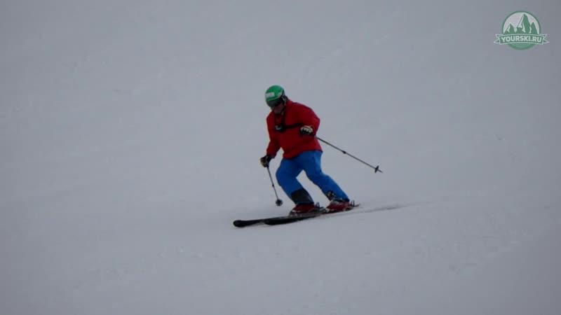 Тесты горных лыж Volkl RTM 76 Elite (Сезон 2017-18)