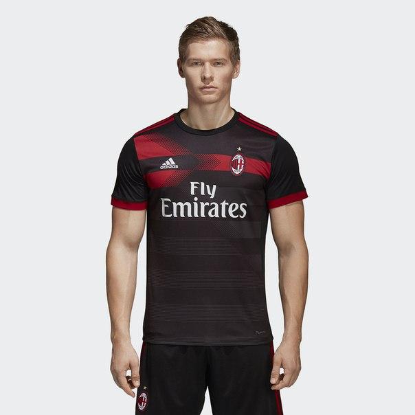 Игровая футболка ФК Милан Third
