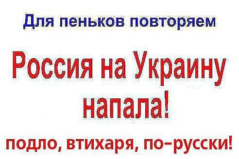 Мы воюем не с разрозненными террористами, а с РФ. Ситуацию в городах, подконтрольных боевикам, контролирует Путин, - советник главы МВД - Цензор.НЕТ 8192