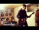 The Rasmus Ten Black Roses Guitar Cover Vova Kuzmovych