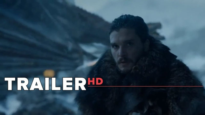 Watch HBO's Game of Thrones Season 8 Teaser Trailer (2019)