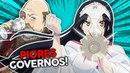 5 PIORES GOVERNOS dos ANIMES!