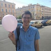 Анкета Александр Соболев