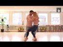 Танцуют Kiko и Christina