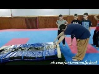 Тренировки для детей - паркур/фриран г Конотоп