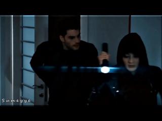 Burcu & Murat -- Kırk Yılda Bir Gibisin ..♥ ♥ ( Aslan Ailem ).mp4