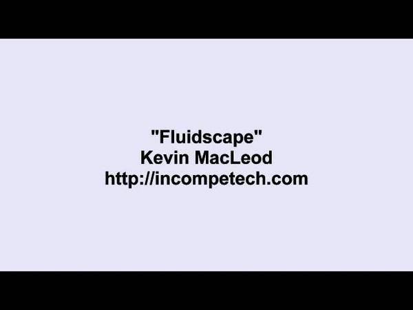 Kevin MacLeod ~ Fluidscape