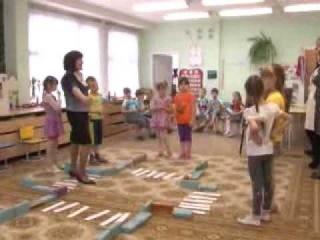 13 03 2014 Уроки ПДД в детском саду №41