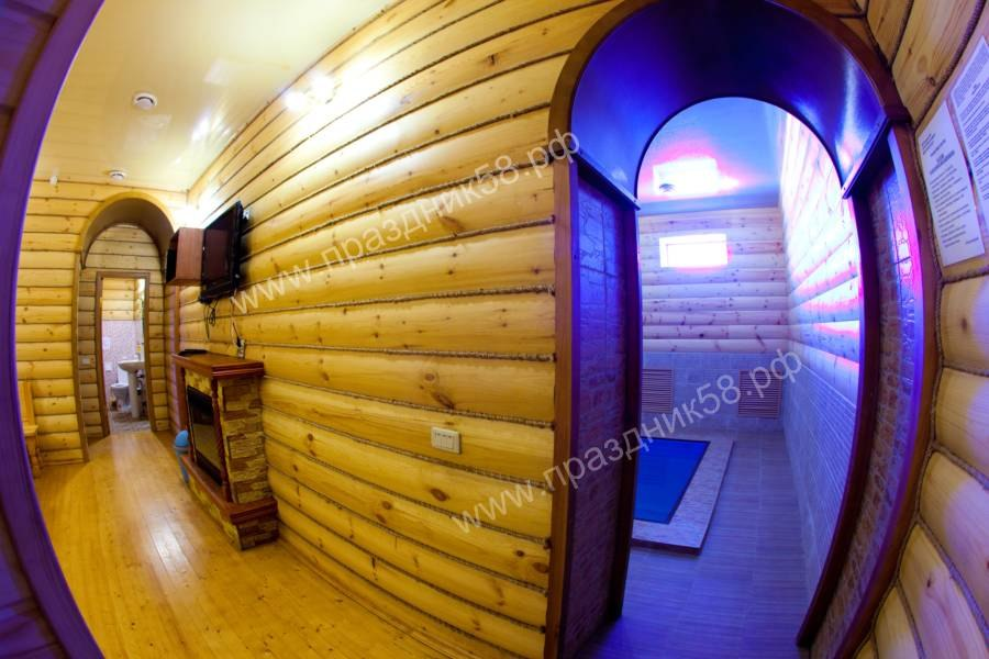 Саунный комплекс Семейный в Пензе, описание, фотографии, цены.