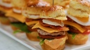 Petit Breakfast Sandwich Recipes For Your BIG Appetite!