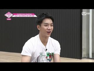 18.08.10 Lee Seung Gi Produce 48 Ep 9 Cut